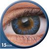 farbige Linsen big eyes blue