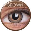 farbige Linsen 3 tones brown