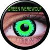 farbige Linsen Green Werewolf