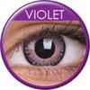 farbige Linsen 3 tones violett