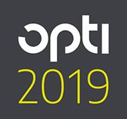 Logo Opti München 2019