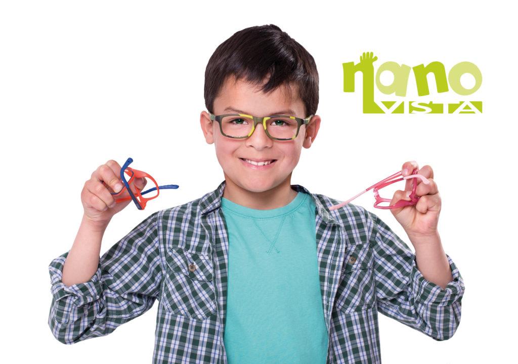 Unkaputtbare Kinderbrille