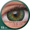 big eyes green