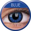 farbige Linsen glamour blue