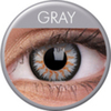farbige Linsen glamour gray